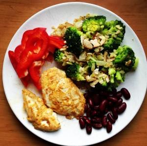 Dieta przyspieszająca metabolizm | Obiad | Faza 3.