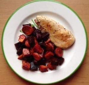 dieta przyspieszająca metabolizm / kokoswy kurczak