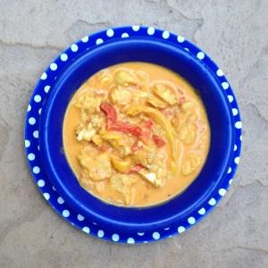 rybne curry / dieta przyspieszjąca metabolizm