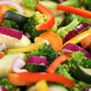 Jadłospis wegański i wegetariański diety przyspieszającej metabolizm